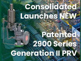 Consolidated Patents New Integral Sense Pilot Valve Technology
