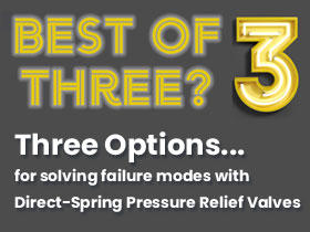 Consolidated: modernizing overpressure protection with the latest pilot valve technology