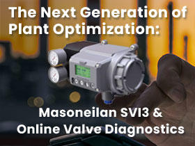 SVI3 Next Generation Digital Valve positioner