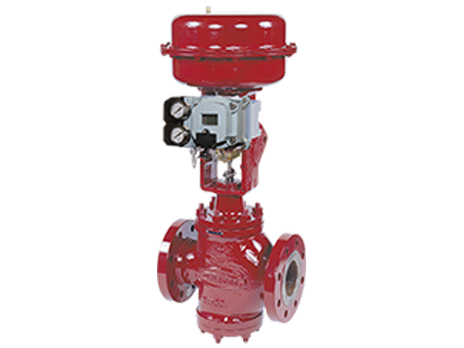 Masoneilan 10000 Series Double Port Valve