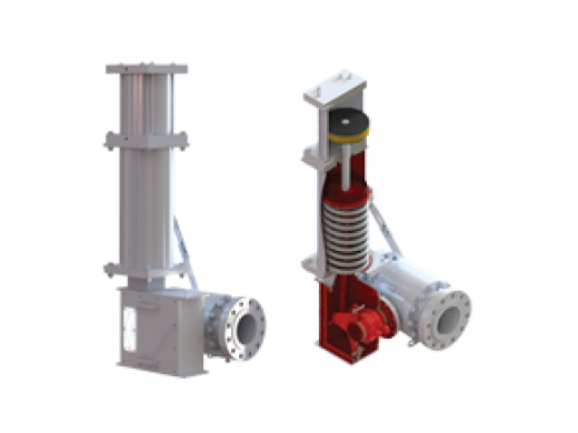 Becker Rotary Piston Spring Return Valve Actuators | Valves