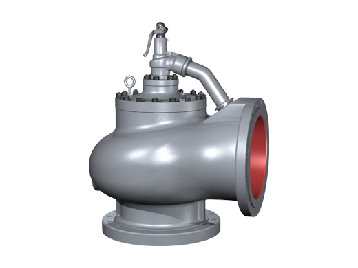 Consolidated Type 13900 Series Pilot-Operated Safety Relief Valve