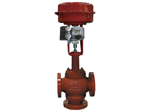 Masoneilan 80000 Series 3-Way Control Valve