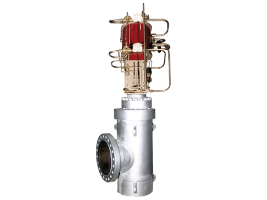Masoneilan 72000 Series Large Mass Flow / Noise Reduction Valve