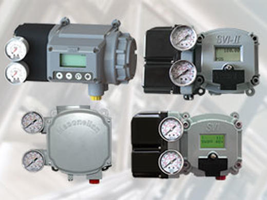 Digital Valve Positioners